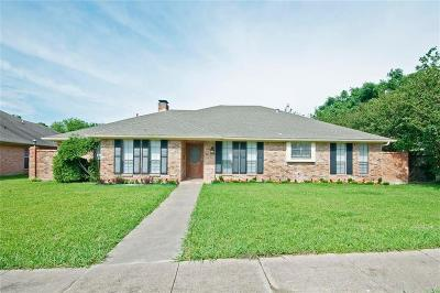 Garland Single Family Home For Sale: 2509 Country Valley Road