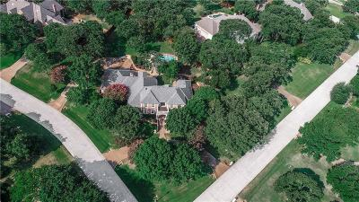 Flower Mound Single Family Home Active Kick Out: 5401 Sun Meadow Drive