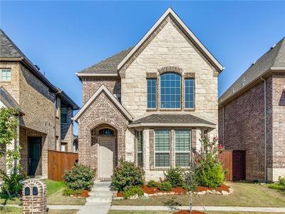 McKinney Single Family Home For Sale: 3713 Cobblecreek Drive