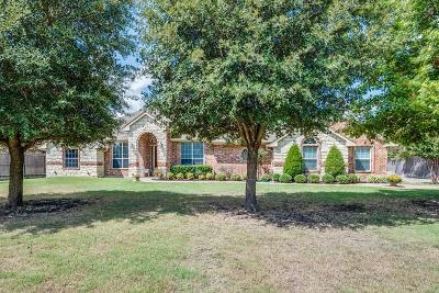 Waxahachie Single Family Home Active Option Contract: 113 Royal Park Lane