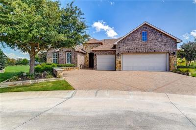 Denton Single Family Home For Sale: 11100 Landmark Court