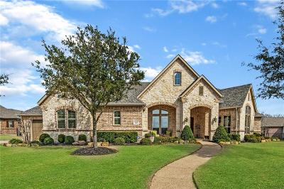Prosper Single Family Home For Sale: 2621 Fair Oaks Lane