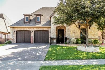 Keller Single Family Home For Sale: 2816 Cotswold Court