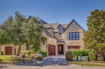 Frisco Single Family Home For Sale: 2667 Montreaux Drive