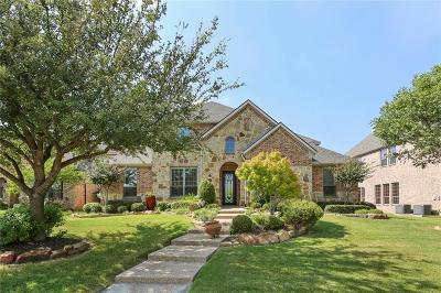 Lewisville Single Family Home For Sale: 2324 Round Mountain Circle