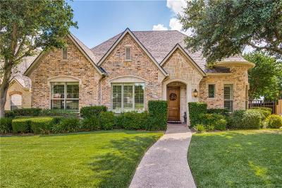 Frisco TX Single Family Home For Sale: $545,000