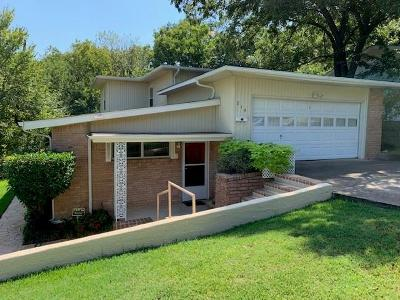 Grand Prairie Single Family Home For Sale: 814 NW 9th Street