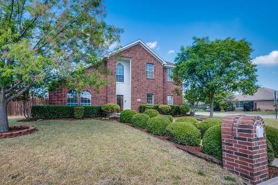 Mansfield Single Family Home For Sale: 1612 Tyler Terrace