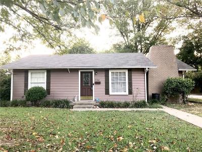 Haltom City Single Family Home For Sale: 3341 Sunday Street