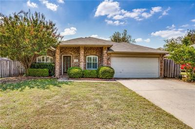 McKinney Single Family Home For Sale: 1409 Meadowbrook Drive