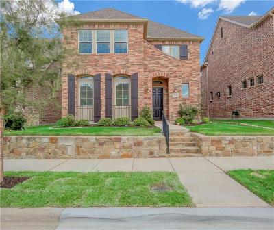 McKinney Single Family Home For Sale: 5921 Exeter Avenue