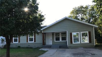 Haltom City Single Family Home For Sale: 3513 Beverly Drive