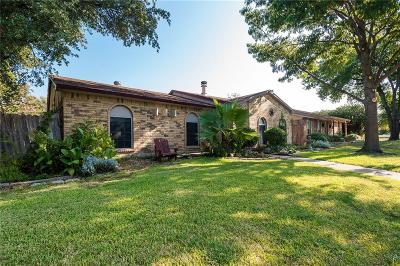 Rowlett Single Family Home For Sale: 8601 Kensington