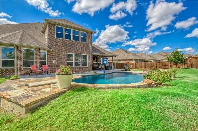 Denton County Single Family Home For Sale: 1100 Berrydale Drive