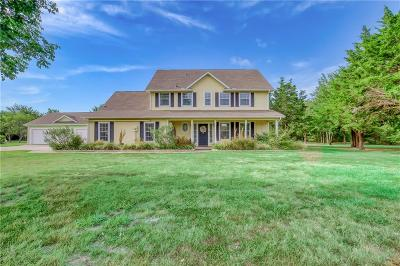 Caddo Mills Single Family Home For Sale: 2987 County Road 2639
