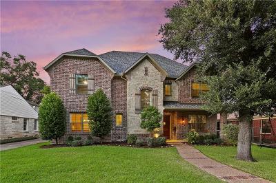 Single Family Home For Sale: 6263 Martel Avenue