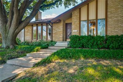 Dallas County Half Duplex For Sale: 10676 Pagewood Drive
