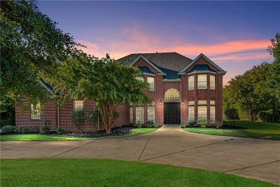 Denton County Single Family Home For Sale: 1805 Wickwood Court