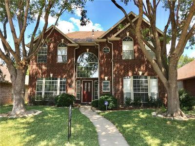 Frisco Single Family Home For Sale: 12406 Biloxi Drive