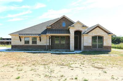 Parker County Single Family Home For Sale: 8210 Old Springtown Road