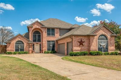 Arlington Single Family Home For Sale: 6705 Ridge Estates Court