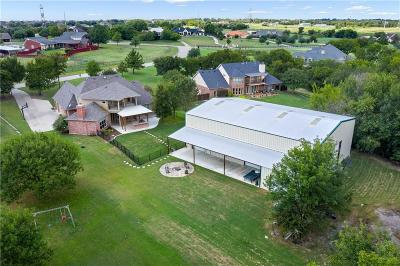 Forney Single Family Home For Sale: 14035 Bridle Trail