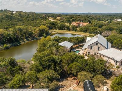 Weatherford Single Family Home For Sale: 161 Old Ranch Court