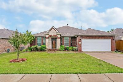 Wylie Single Family Home For Sale: 1206 Cedar Branch Drive