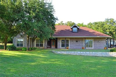 Parker County Single Family Home For Sale: 100 Chappel Hill Court