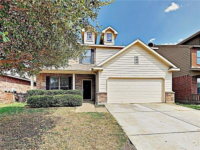 Fort Worth Single Family Home For Sale: 7609 Hollow Forest Drive