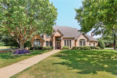 Southlake Single Family Home For Sale: 701 Shadow Glen Drive