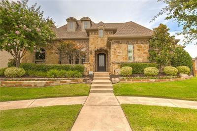 Southlake Single Family Home Active Contingent: 1820 Saint Philip Avenue