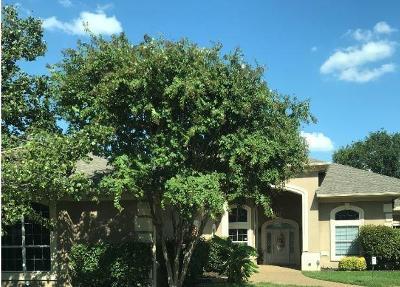 Keller Single Family Home For Sale: 1319 Whitley Road