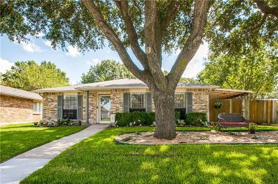 Rowlett Single Family Home For Sale: 9102 Vagas Drive