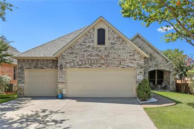 Mckinney Single Family Home For Sale: 2120 Fleming Drive