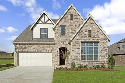 Flower Mound Single Family Home For Sale: 11504 Misty Ridge Dr