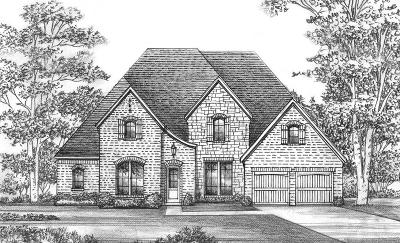 Collin County Single Family Home For Sale: 5009 Cheshire Lane