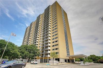 Dallas Condo Active Option Contract: 3883 Turtle Creek Boulevard #918
