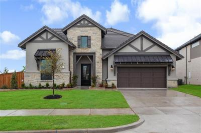 Allen Single Family Home For Sale: 2461 Electra Drive