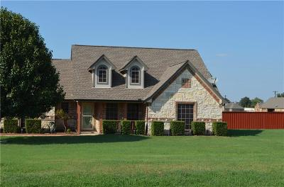 Parker County Single Family Home Active Option Contract: 124 Williamsburg Lane