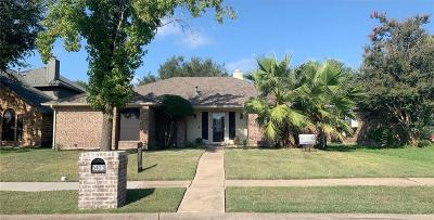 Garland Single Family Home For Sale: 5413 Oakmont Lane