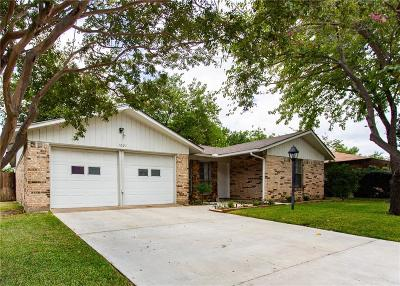 Garland Single Family Home For Sale: 1021 Intervale Drive