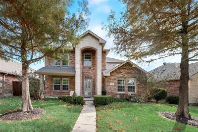 Allen TX Single Family Home For Sale: $330,000
