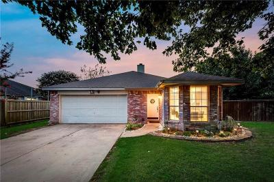 McKinney Single Family Home Active Option Contract: 1200 S Kentucky