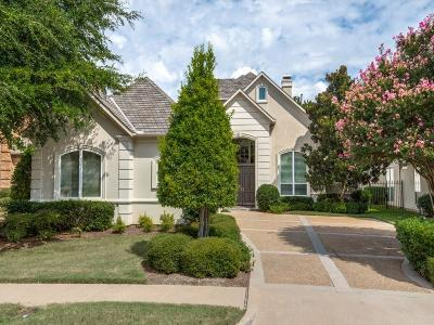 Frisco Single Family Home For Sale: 6574 Star Creek E