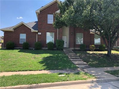 Rockwall Single Family Home For Sale: 1507 Walnut Ridge Drive #S