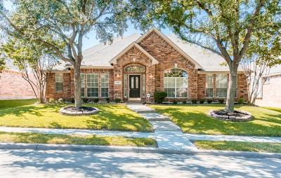 Plano Single Family Home For Sale: 4304 Sendero Trail