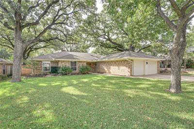 Arlington Single Family Home For Sale: 5407 Two Jacks Court