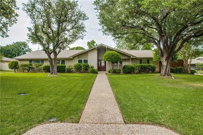 Dallas Single Family Home For Sale: 3917 Weeburn Drive