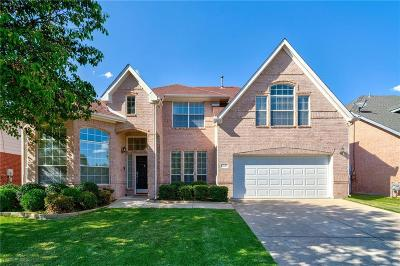 Grand Prairie Single Family Home Active Option Contract: 2816 Atrium Drive